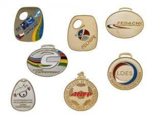 Medallas Institucional estampada