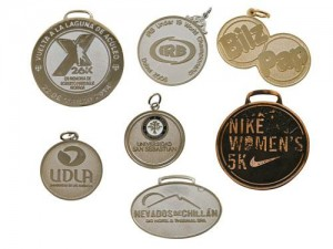 Medallas Institucional Fundidas